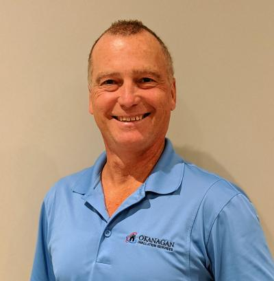 Ron Hennig of Okanagan Insulation Services